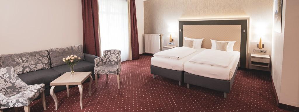 Hotel Übernachtung