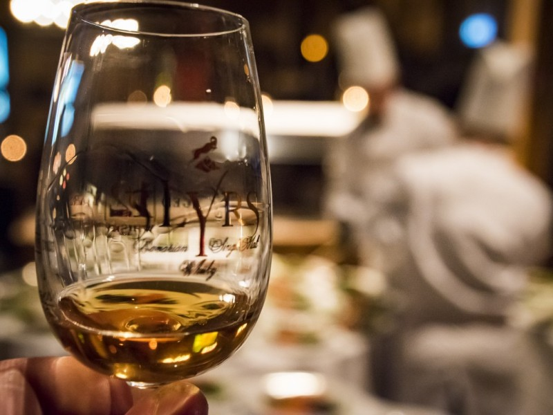 Whiskydinner EVENTSCHEUNE Wallenburg