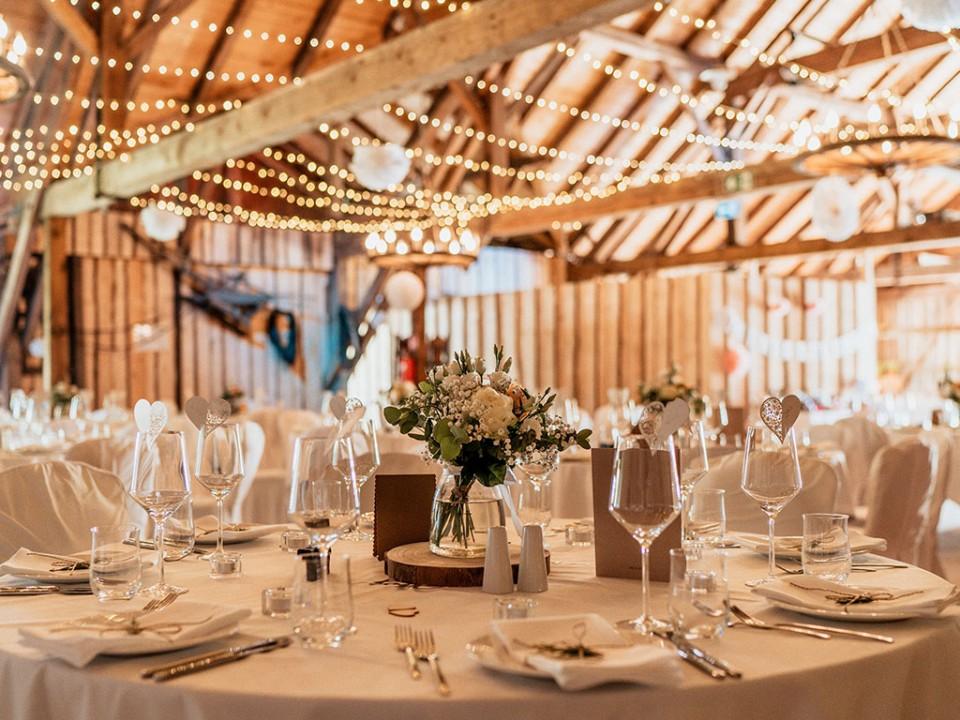 Hochzeitslokation bei München