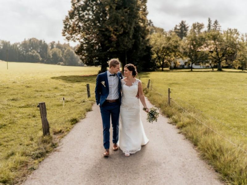 EVENTSCHEUNE Wallenburg Hochzeit